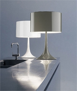 Spun Light Table Lamp by Flos - T1 & T2