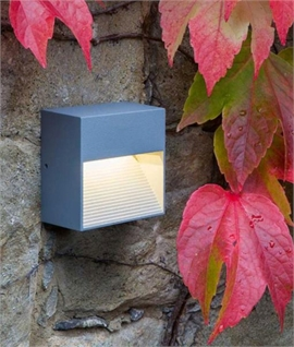 Subtle Surface Mounted Exterior Low Level Light