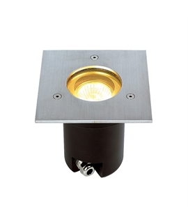 Buried Exterior Uplighter for GU10 Lamps - 2 Designs