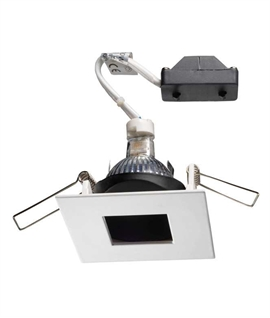 Aluminium Tiltable Downlight - Round or Square