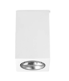 Affordable Surface Mounted Plaster Spot - Two Styles