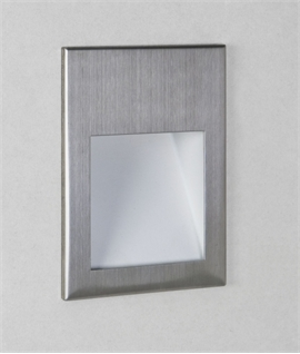 Bathroom Low Level LED Guide Light - IP65 Rated
