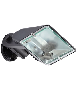 Simple Wall Fixed Exterior Halogen Floodlight
