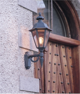 Stylish Exterior Lantern - Upright