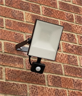 Ultra Slim LED Exterior Floodlight Standard or PIR