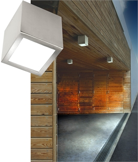 Cube Marine Stainless Steel IP Rated Downlight