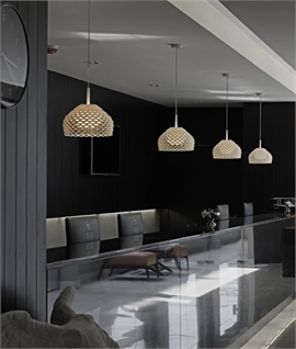 Tatou S1 Pendants by Flos