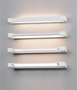 Wall Light For Double Height Spaces - Fully Adjustable