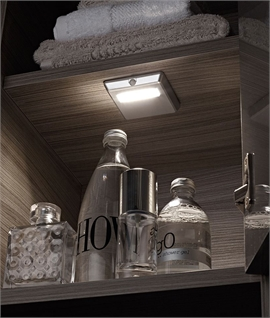 Tiltable LED Cabinet Light - Rechargeable