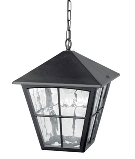 Large Entrance Lantern - Chain Suspended