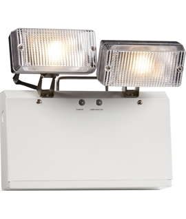 Twin Emergency Floodlight
