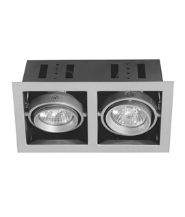 2 Light Mini Box Adjustable Downlight