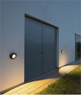 Wall Mounted LED Exterior Guide Light