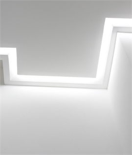 Seamless Linear Lighting Plaster Lighting Styles