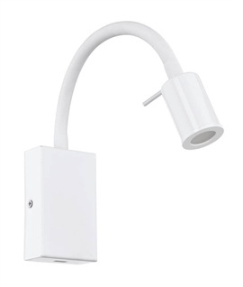 Flexible LED Wall Light with USB Charger