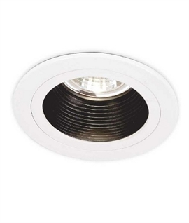 Aluminium Fixed Baffle Downlight