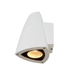 Coned Exterior Wall Down Light