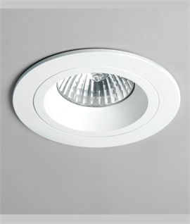 Single Recessed 12v Downlight with Tilt
