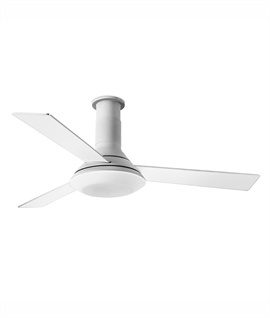 Reversible Blades LED Ceiling Fan & Downlight