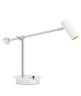 Modern Slimline LED Table Lamp