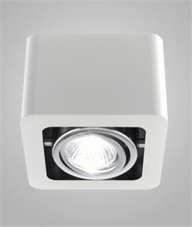 Surface Mounted Fixed Downlights Lighting Styles