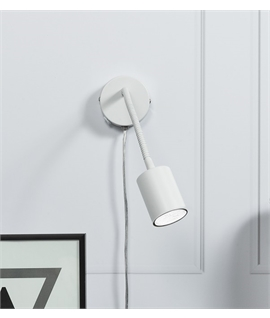 Fun LED Adjustable Wall Light - Energy Efficient