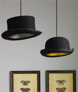 Top Hat Pendant - Wooster