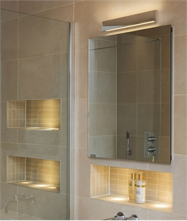 Slot Bathroom Wall Light - Perfect for Over the Mirror