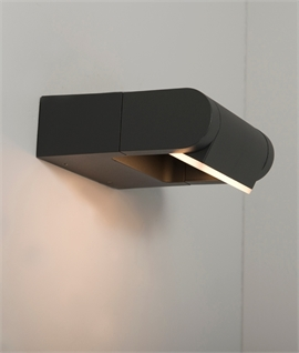 Modern Wall Light with Adjustable Head