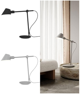 Long Reach Adjustable Table Lamp