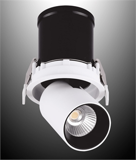 LED Swivelled & Adjustable Downlight