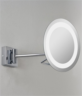 Low Energy Round Vanity Mirror IP44 Rated