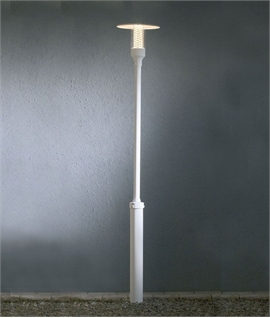 Stylish Modern Lamp-Post - Commercial or Domestic Use