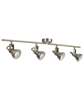 adjustable antique brass traditional 4 light bar - Lighting Bars For Kitchens