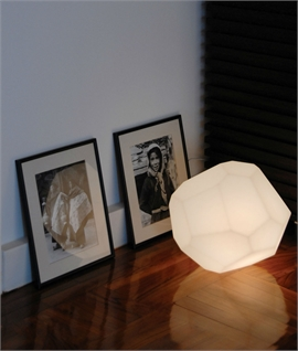 Crazy Asteroid Shape Table Light