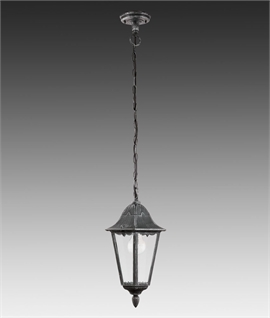 Decorative Detailed Hanging Porch Lantern