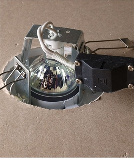 IP65 Rated Downlight Converter to Cover Holes