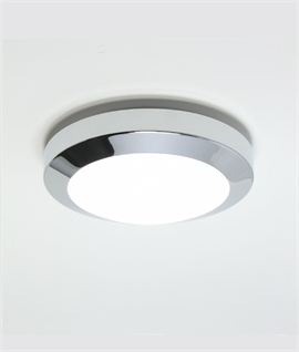 Energy Saving GX53 Polished Chrome Light