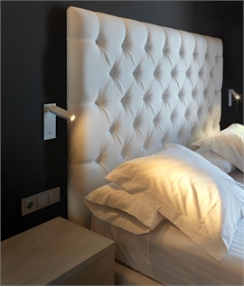 wall fixed bedside reading lights lighting styles