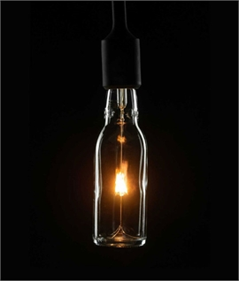 E27 3.5W LED Beer Bottle Lamp - Dimmable