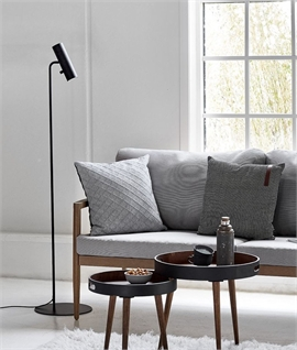 Floor Lamp with Adjustable Head for Reading