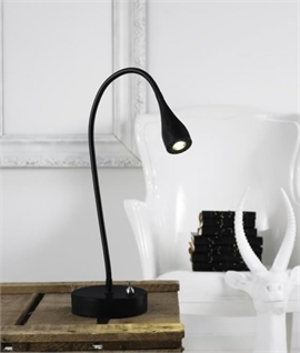 LED Adjustable Table Lamp in TwoColours
