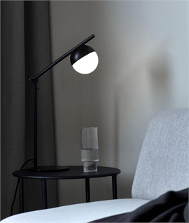 Danish Design Contemporary Adjustable Table Lamp