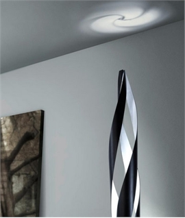 Ultra modern floor lamps lighting styles black white tall floor lamp aloadofball Choice Image