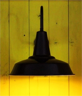 Industrial Style Swan Neck Wall Light