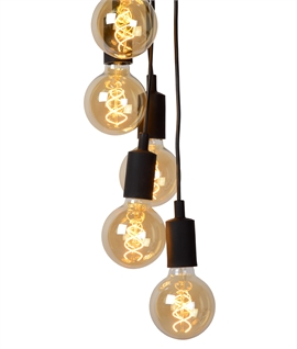 Multiple Hanging Pendant for Decorative Lamps