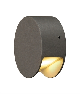 Puck Design Mains Low Level LED Light - Use Indoor or Out