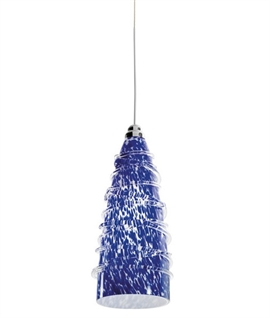 Aquatic Pendant Light by Aurora Lighting