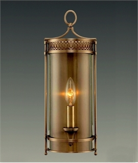 Georgian Style Interior Flush Wall Light