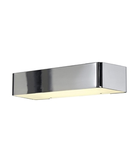 High Output Low Glare LED Wall Light